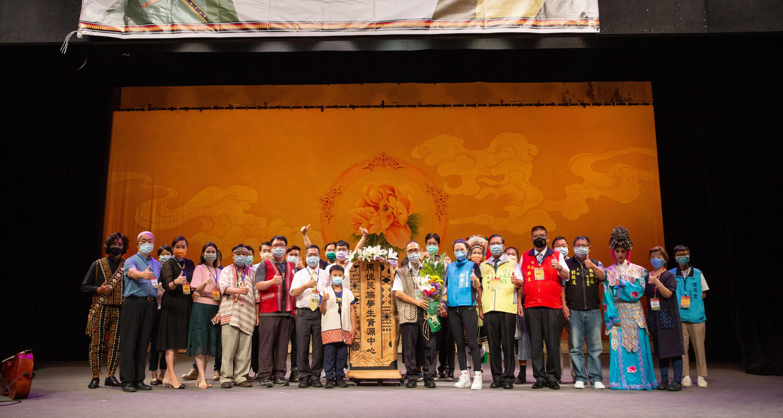網站輪播圖片 國立臺灣戲曲學院正式成立原住民族學生資源中心