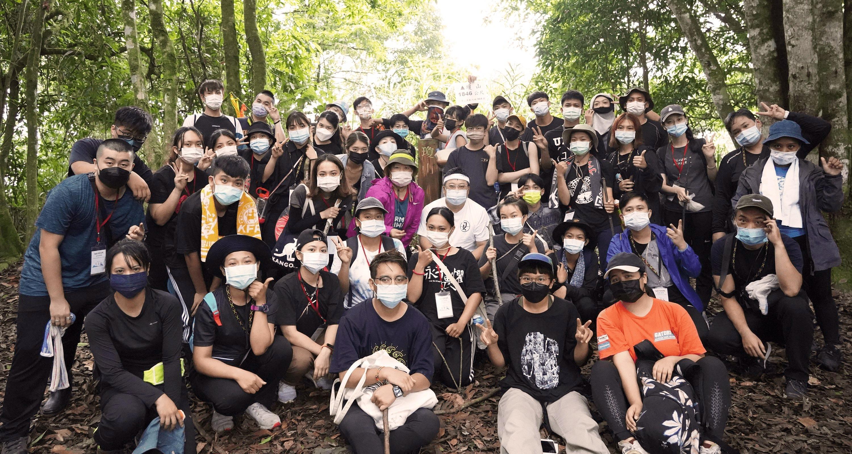 網站輪播圖片 Ina Kata 走吧我們! 大專校院原住民青年領袖培育營